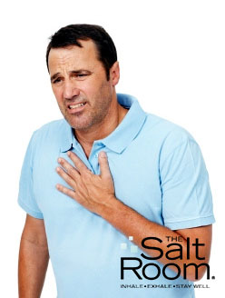 Coughing natural remedies with salt in St Charles The Salt Room St. Charles