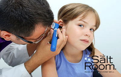 Ear Infections natural remedies with salt in St Charles The Salt Room St. Charles