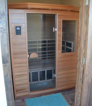 Infrared Sauna Therapy natural remedies with salt in St Charles The Salt Room St. Charles