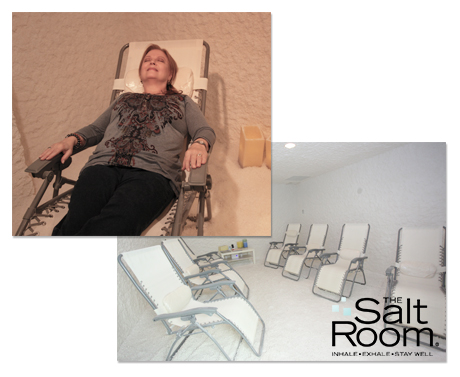 Salt Therapy Sessions natural remedies with salt in St Charles The Salt Room St. Charles